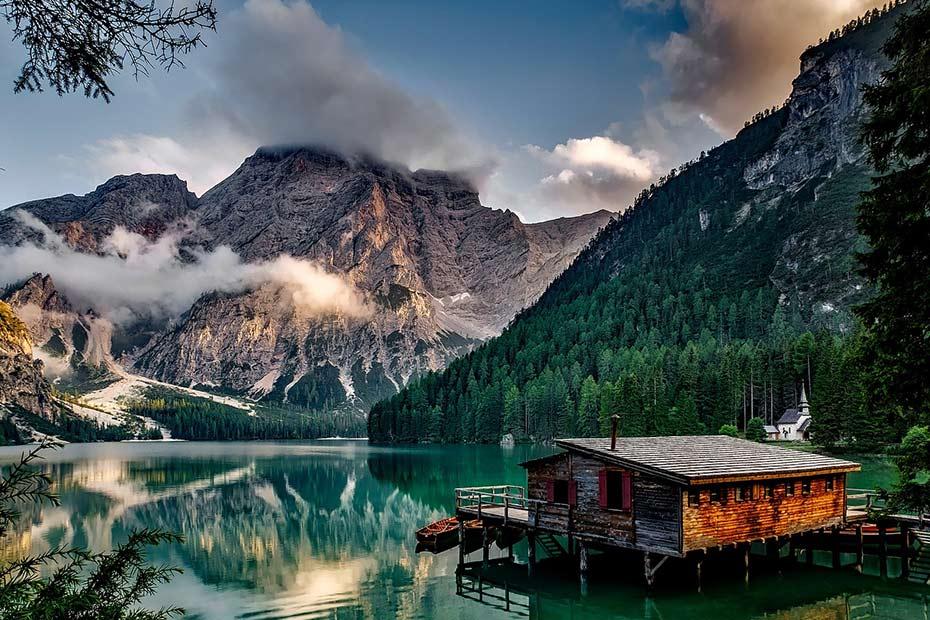 Pragser-Wildsee-Südtirol