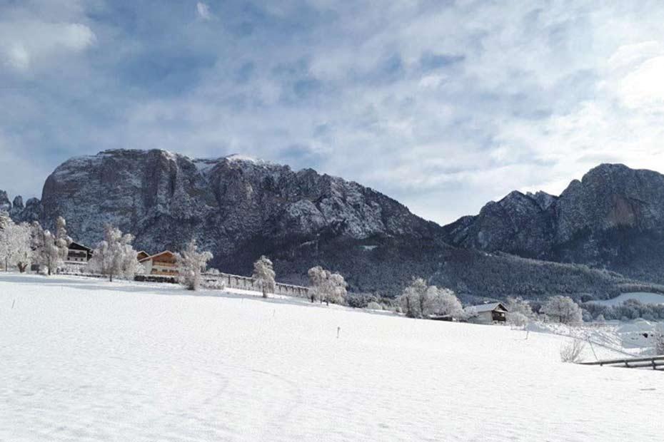 Völs-am-Schlern-Winter